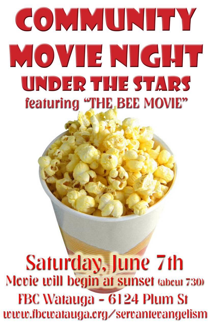 Make a movie night basket