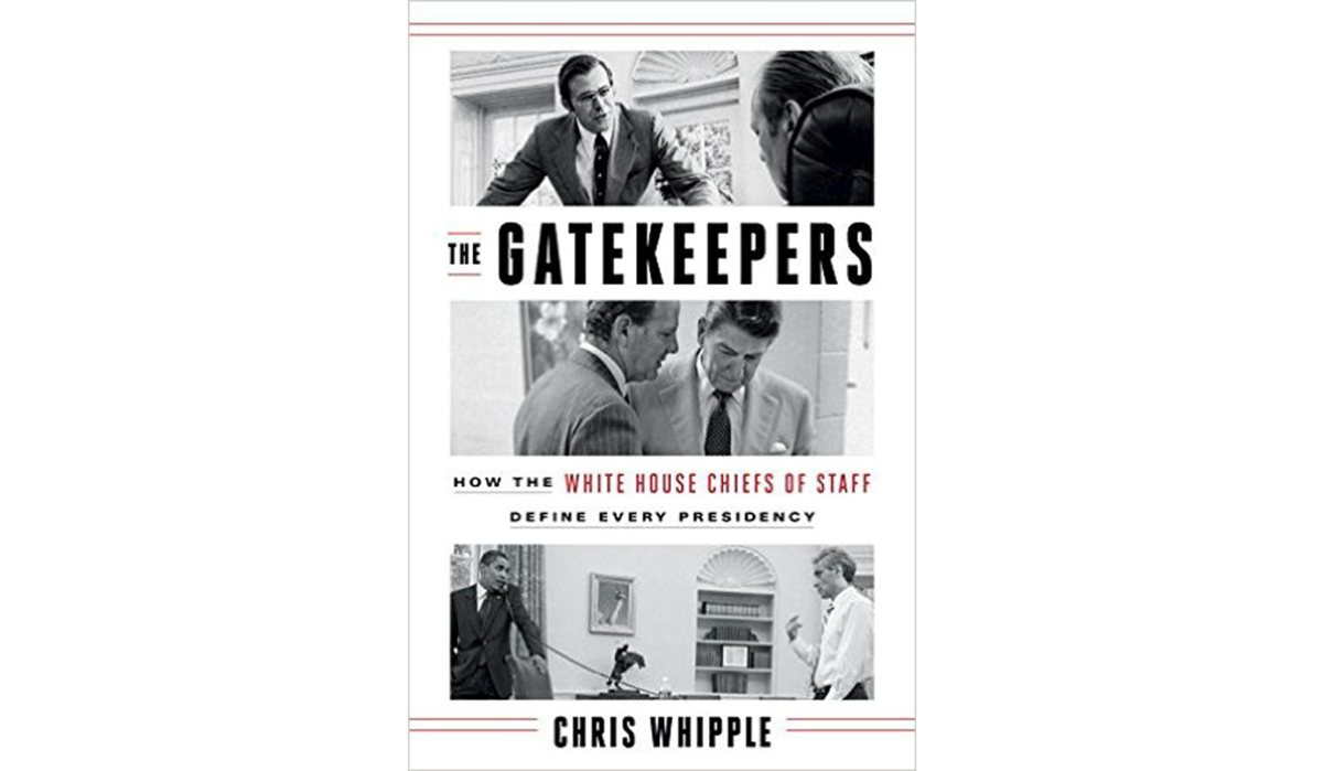 The Gatekeepers - A Book Review